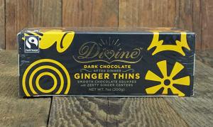 After Dinner Ginger Thins- Code#: DE1602