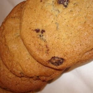 Jumbo Chocolate Chip Cookies- Code#: DE219