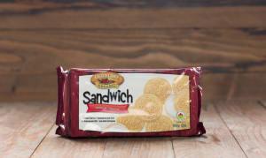 Organic Vanilla Sandwich Cremes- Code#: DE360