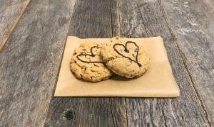 YOUR Chocolate is in MY Peanut Butter Cookies- Code#: DE4004