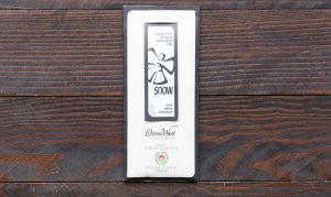 Organic White Chocolate Snow Bar- Code#: DE759