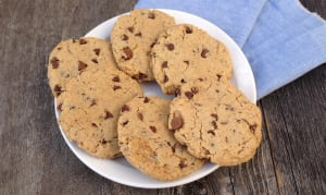 Gluten-Free Chocolate Chipper Cookies- Code#: DE8013