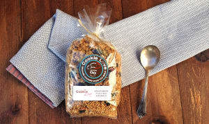 Fruit & Nut House Made Granola- Code#: DE8017
