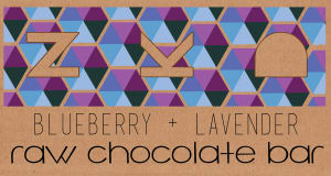 Organic Lavender and Blueberry- Code#: DE8020