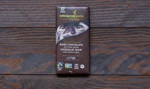 Black Panther Bar - Extreme Dark Chocolate- Code#: DE835