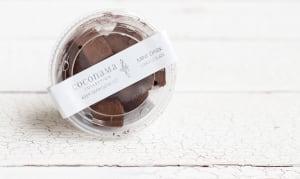 COCONAMA Mint Dark Chocolate Ganache- Code#: DE878