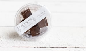 COCONAMA Salted Dark Chocolate Ganache- Code#: DE919