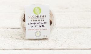 COCONAMA Dairy Free Cranberry Ganache- Code#: DE989
