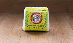 Organic Sprouted Soybean Tofu- Code#: DN0125
