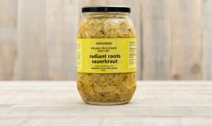 Organic Radiant Roots Sauerkraut- Code#: DN0144