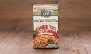 Organic Whole Grain Spanish Rice- Code#: DN1601