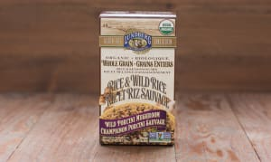 Organic Wild Porcini Mushroom Whole Grain & Wild Rice- Code#: DN1602