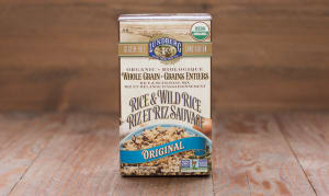 Organic Original Whole Grain & Wild Rice- Code#: DN1603