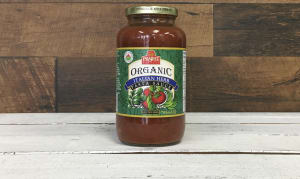 Organic Tomato Herb Pasta Sauce- Code#: DN3222