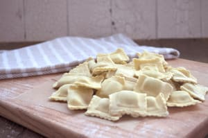 Fig and Gorgonzola Ravioli (Frozen)- Code#: PM3187