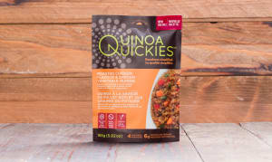 Quinoa Quickies - Roasted Chicken Flavour & Garden Vegetable (100% Canadian Quinoa)- Code#: DN911