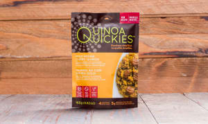 Quinoa Quickies - Mild Indian Curry (100% Canadian Quinoa)- Code#: DN913