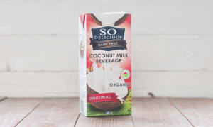 Organic Coconut Beverage - Original- Code#: DR0081