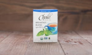 Organic Breakfast Blend Black Tea  (***formely English Breakfast Tea***)- Code#: DR0278