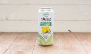 Organic Unsweetened Lemon Iced Tea- Code#: DR049