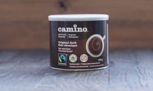 Organic Dark Chocolate Drink Mix- Code#: DR092