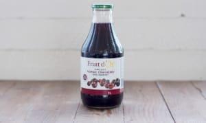 Pure Cranberry Juice- Code#: DR1250
