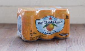Aranciata Sparkling Water- Code#: DR128