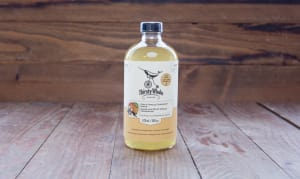 Peach Vanilla Cardamom Shrub - Concentrated Drink Mixers- Code#: DR1733