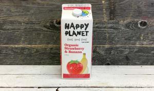 Organic Strawberry Banana Juice- Code#: DR3422