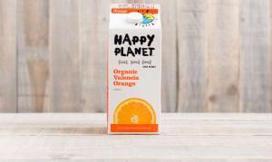 Organic Valencia Orange Juice- Code#: DR419