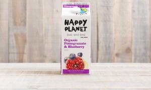 Organic Pomegranate & Blueberry Juice- Code#: DR421