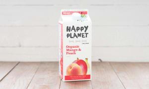 Organic Mango Peach Party Juice- Code#: DR3421