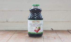 Organic Tart Cherry Juice - unsweetened- Code#: DR513