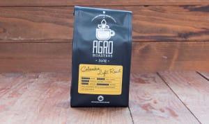 Organic Colombia Light Roast Coffee- Code#: DR5154