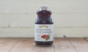 Just Cranberry Juice- Code#: DR515