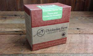 Organic Everyday Herbal Tea- Code#: DR8016