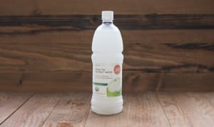 Organic Raw Coconut Water (Frozen)- Code#: DR985