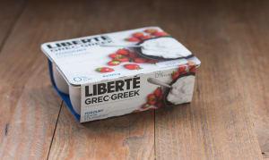 0% Fat Greek Strawberry Yogurt Multi-pack- Code#: DY3136