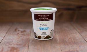 Yoso Cultured Coconut Yogurt - Unsweetened- Code#: DY864
