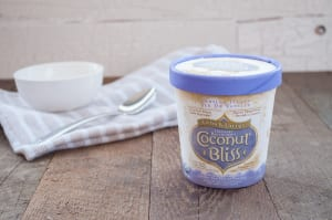 Organic Vanilla Island Frozen Coconut Milk Dessert (Frozen)- Code#: FD200