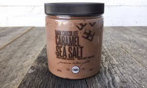 Dark Chocolate Caramel Sea Salt Gelato (Frozen)- Code#: FD3001