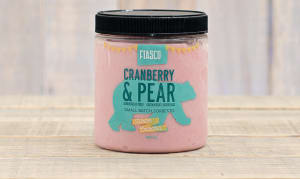 Cranberry Pear Sorbetto (Frozen)- Code#: FD3131