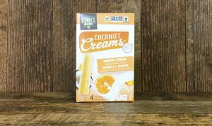 Organic Coconut Creams Orange Cream (Frozen)- Code#: FD696