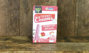 Organic Coconut Creams Strawberry Shake (Frozen)- Code#: FD698