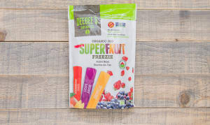 Organic Super Fruit Freezies- Code#: FD700