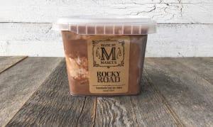 Chocolate Rocky Road  Ice Cream (Frozen)- Code#: FD8042
