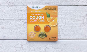 Free Sample! - Herbion Lozenges- Code#: FREHERB