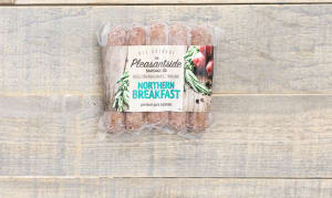 Northern Breakfast Sauasges (Frozen)- Code#: FZ0059