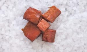 Ocean Wise & Wild Sockeye Salmon Candy (Frozen)- Code#: FZ030