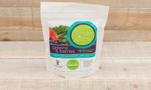 Organic Greens & Berries (Frozen)- Code#: FZ129